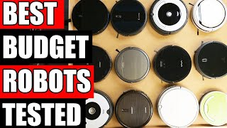 Best CHEAP Robot Vacuums! - TESTED - Ultimate Comparison!