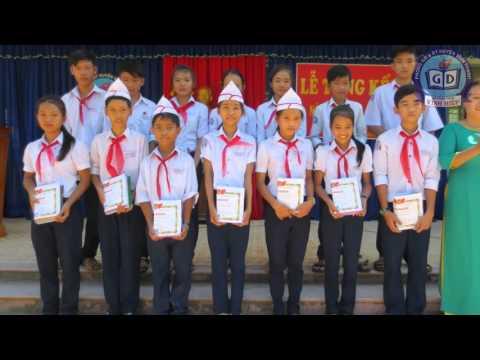 Giới thiệu về trường THCS Vĩnh Hiệp