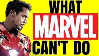 Why Marvel Can't Recast Iron Man - Avengers: Infinity War
