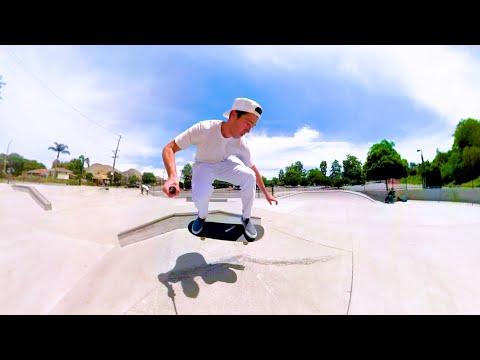 #TOTALKS - Professional Skateboarder Mikey Taylor and Borchard Skatepark