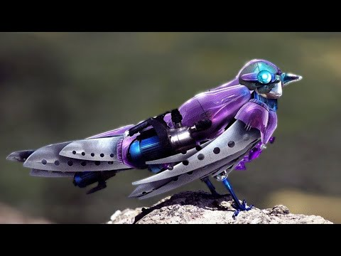 8 ADVANCED ROBOTS ANIMAL YOU NEED TO SEE