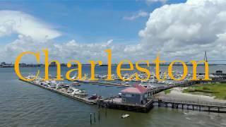 Charleston by Drone (4K UHD)