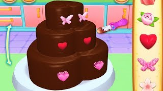 Fun Kids Cooking Game - Bakery Cake Maker Learn Color, Decorate Serve Yummy Cakes Kids Games