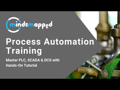Process Automation Training - Master PLC, SCADA & DCS with ...