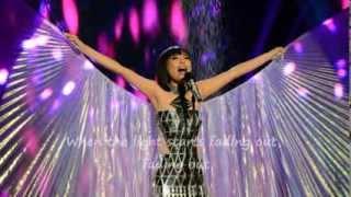 Dami Im - Alive [ Lyrics ] [ Australian X- Factor Winner ]