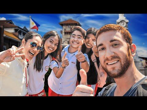 ASIA'S LATIN TOWN (they speak Spanish here!)