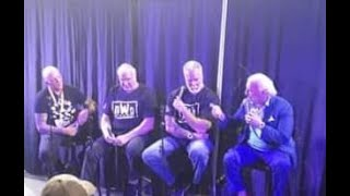 Wrestling Panel with Dustin Rhodes, Ric Flair, Kevin Nash and Scott Hall