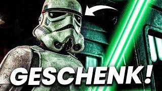 Wie Vader einem Stormtrooper ein Lichtschwert schenkte! | 212th Star Wars Wissen