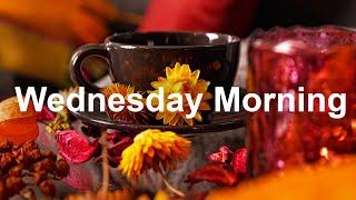 Wednesday Morning Jazz - Relax Autumn Season Bossa Nova Jazz Music
