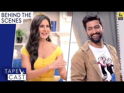 Katrina Kaif And Vicky Kaushal On Celebrating Life!