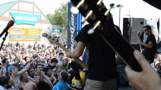 Haters Gonna Hate - Chunk! No, Captain Chunk! - Camden, NJ Warped Tour 2014