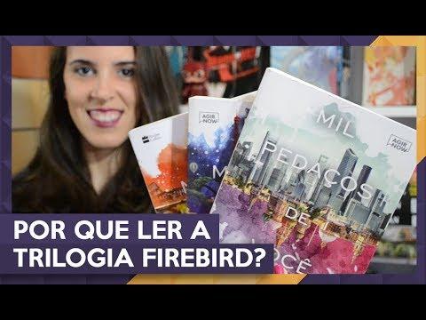 TRILOGIA FIREBIRD | Claudia Gray | Admirável Leitor