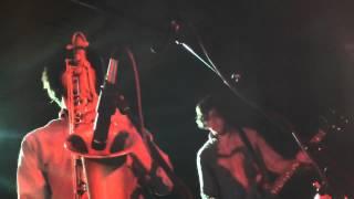 "The Sights - ""Jump Sturdy"" - Live at The Magic Stick - Detroit, Michigan - August 11, 2012"