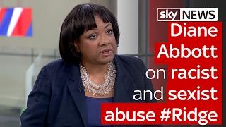 ABBOTT LABORATORIES - Diane Abbott on racist and sexist abuse #Ridge