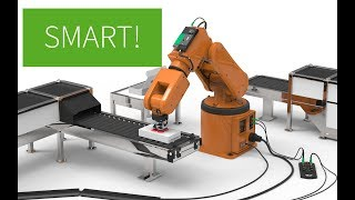 piCOMPACT®23 SMART – Innovative vacuum generators for smart manufacturing