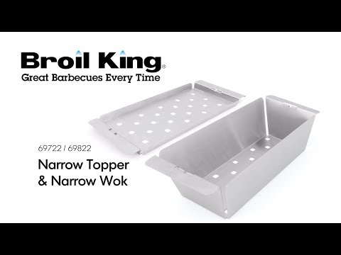 Grillbricka Broil King Narrow Topper