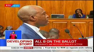 Activist Okiya Omtatah moves to court seeking to block IEBC from declaring Uhuru Kenyatta president