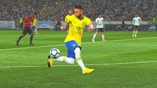 PES 2019 ● Goals & Skills #2 ● HD