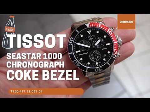 Tissot Seastar 1000 Chronograph T1204171105101