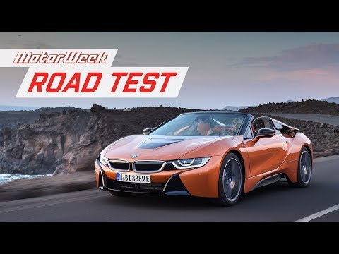 2019 BMW I8 Roadster And 2018 I3s | Road Test