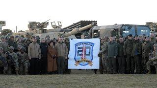 Spotkanie z żołnierzami biorącymi udział w ćwiczeniu DEFENDER-Europe 20