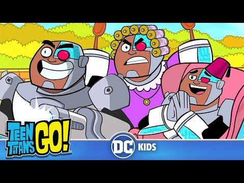 Teen Titans Go! | Super Powers: Cyborg | DC Kids