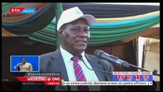 Kitui County Governor Dr. Julius Malombe opens Kitui Level 5 hospital