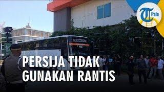 Di Leg Kedua Final Piala Indonesia 2018, Persija Tidak Gunakan Rantis saat di Makassar