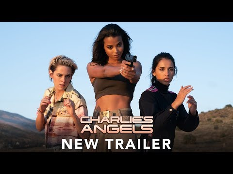 Charlie's Angels Movie Trailer