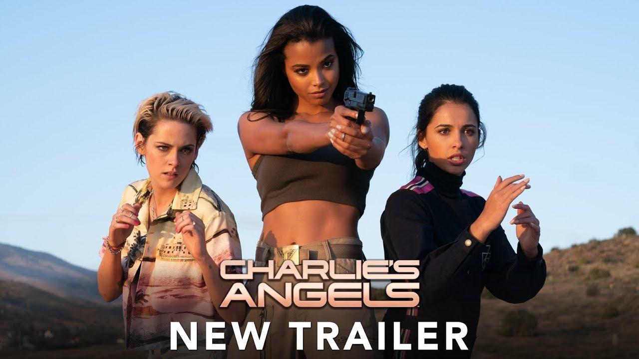Trailer för Charlies änglar