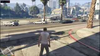 Acer Aspire V15 Nitro GTA V Graphic Test