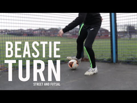 Beastie Turn | Street and Futsal Skills