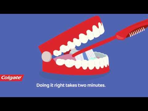 Teach Kids about Brushing their Teeth   Colgate®