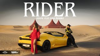 DIVINE feat. Lisa Mishra - Rider | Prod. by Kanch, Stunnah Beatz | Official Music Video - OFFICIAL