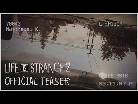 Life is Strange 2 - Official Teaser thumbnail