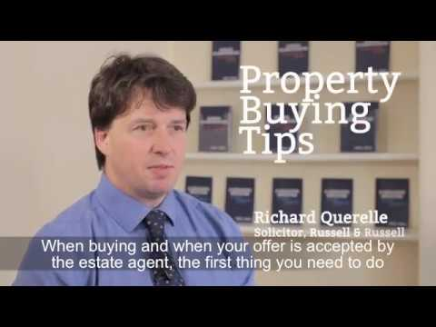 Tips for buying a property
