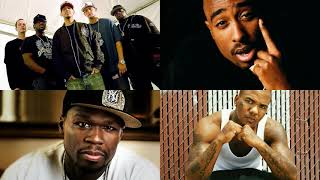 2Pac, 50 Cent & Game ft. Fort Minor - Remember The Name (Remix 2017)