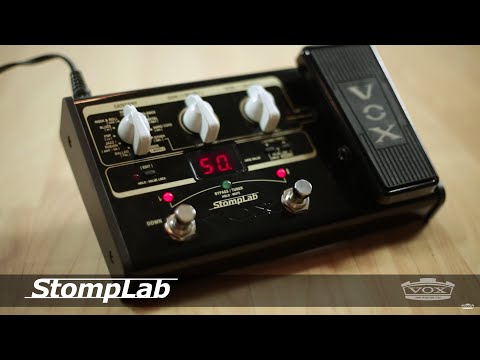 Vox Stomp-GII Multi-Effects Unit