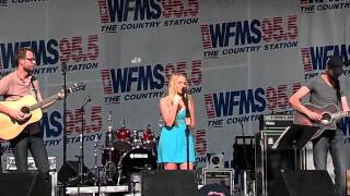 """Danielle Bradbery NEW SONG! """"Never Like This"""" Indiana State Fair"""
