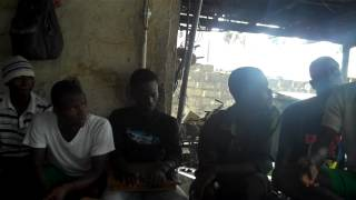 preview picture of video 'Liberia  Raw Video Chat with Youth on Monrovia's Snipper Hill July 27 2010'