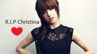 R.I.P. Christina Grimmie - My Anthem