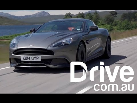 Aston Martin Vanquish First Drive Video Review | Drive.com.au