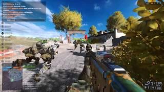BF4 2K18 - Clanwar XL-GAMES vs LIVE