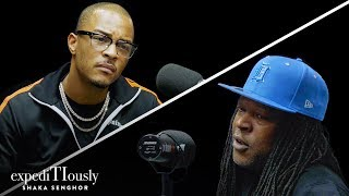 Shaka Senghor's Redemption Song | expediTIously Podcast