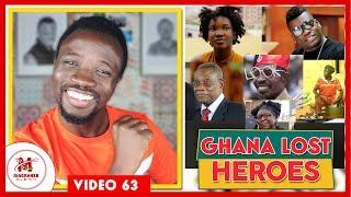 Ebony, Santo, Attah Mills, Castro, Bob Okala talks about Asamando Life