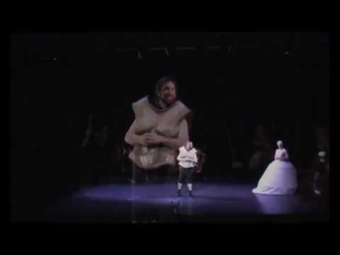 """rôle """"anti héros""""dans du théâtre musical"""