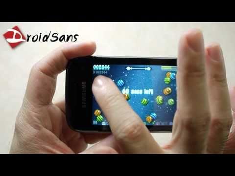 Droidsans Review : Samsung Galaxy Gio