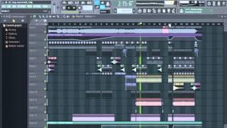 Avicii - Long Road To Hell (Fl Studio Remake)