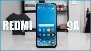 Xiaomi Redmi 9A Unboxing - With The Brand New Helio G25