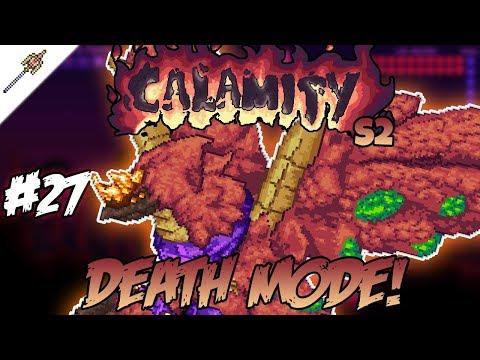 Terraria Calamity mod No-hit Jungle Dragon, Yharon (Death